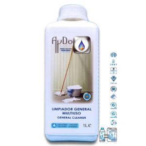 Detergente Multiusos Ecologico AyDoAgua