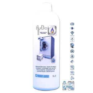 Detergente Ropa Blanca ecologico respetuoso medioambiente aydoagua