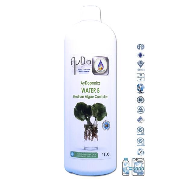 Hidroponia Alguicida ecologico liquido antialgas cultivo hidroponico acuicultura aydoagua