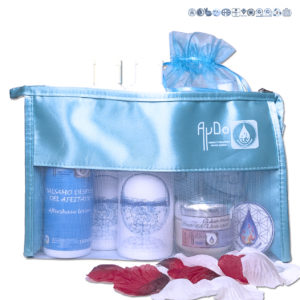 Kit Neceser Higiene Masculina natural cosmetica antialergicos ecologico bio vegan -aydoagua