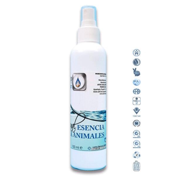 ECO PIPETA Animales Bio Esencia antialergica sin alcohol aydoagua