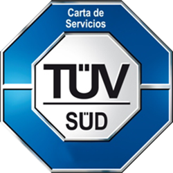 Certificado TÜV-SÜD