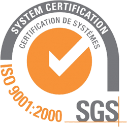 ISO 9001 2000 SGS