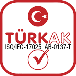 ISO IEC 17025 AB 0137 Turkak
