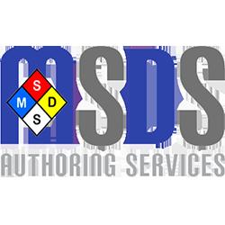 ISO MSDS Autorización Servicio
