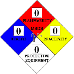 ISO MSDS 0 material safety data sheets