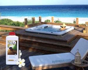 Spa, jacuzzi, piscina desmontable o bañera -aydoagua