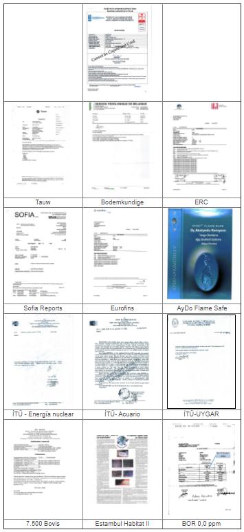 Informes AyDo World Projects