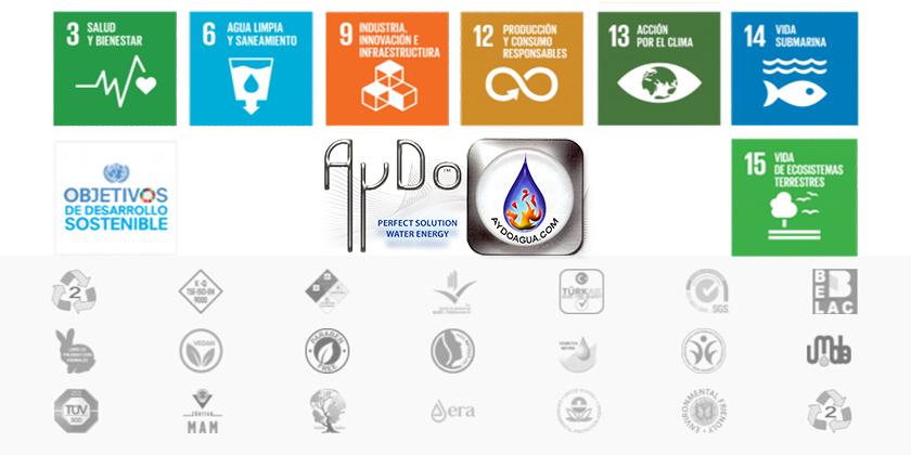 B-7 puntos desarrollo sostenible-empresa verde ecologica aydoagua