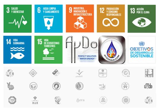 7 puntos desarrollo sostenible medioambiente-empresa verde ecologica aydoagua